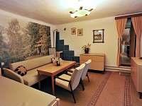 Starší chalupa - 1. ložnice