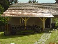 Chalupa ubytování v obci Zvírotice