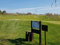 Golfové hřiště Golf Club Sv. Jan Slapy 18ti jamkové hřiště 5 minut od objektu -