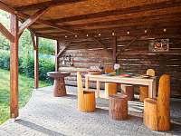 Letní kuchynĕ s grilem - Slapy - Lahoz