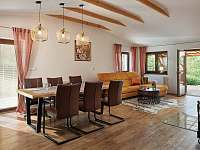 Obývací část - Slapy - Lahoz