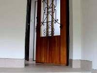 Zastřešený vchod