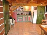 roubenka kuchyň