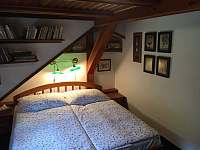 Malá ložnice v 1. patře