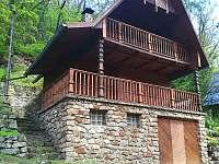 Chata k pronájmu - okolí Lašovic