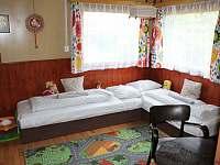 Pokoj č.2 - horní patro chaty