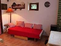 Pokoj č.3 - spodní patro chaty