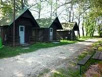 ubytování Nymbursko na chatě k pronajmutí - Činěves