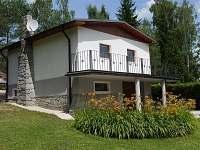 Chata k pronajmutí - Hrdlička
