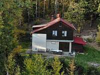 Levné ubytování Bazén Benešov Chata k pronajmutí - Louňovice pod Blaníkem