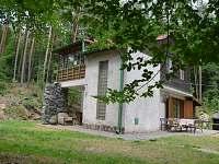 Chata k pronajmutí - dovolená Střední Čechy rekreace Louňovice pod Blaníkem