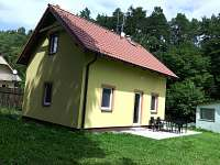 Chata Kostelní Střimelice -