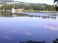 rybník Propast - pronájem chaty Kostelní Střimelice