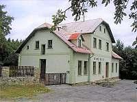Černíny ubytování 21 lidí  ubytování