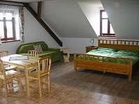 podkrovní apartman 1+ KK