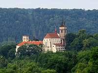 Sázavský klášter - Samopše