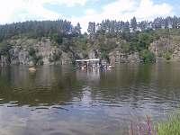 Chata na Slapech - chata ubytování Hřiměždice - 9