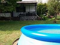 Chata k pronájmu - dovolená Benešovsko rekreace Pyšely