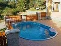 Podskalí - Bazén