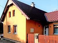 ubytování Mstislavice na chalupě