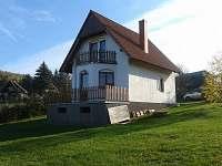 Chata k pronajmutí - okolí Klenovic