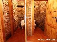 Toalety přízemí