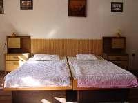 Ložnice III - chalupa ubytování Křivoklát
