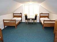 Čtyřlůžkový pokoj 2 - Chleby