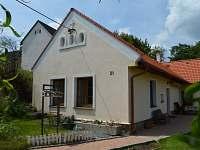 Chalupa Vrchotovy Janovice