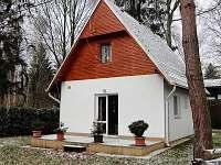 ubytování  v chatkách na horách - Nalžovice - Oboz