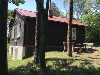 Ubytování Vltava na chatě k pronájmu - Slapy-Skalice
