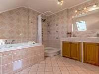 Koupelna u apartmánu - Drevníky