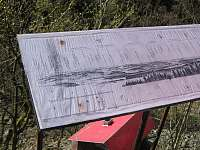 Mapa BRD - Třemošná - chalupa k pronajmutí Obecnice