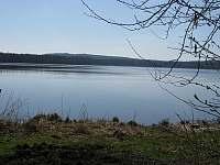 Padrťský rybník - Brdy - Obecnice