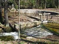 Vodní elektr. u Tří trubek - Obecnice