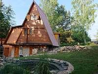 ubytování  na chatě k pronajmutí - Nebřich