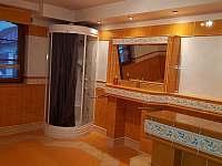Koupelna v domě - Třebestovice