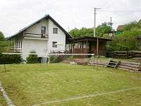Vila na horách - okolí Červené nad Vltavou