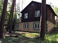 Chata ubytování v obci Zvírotice