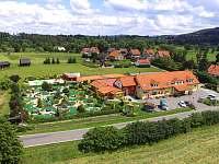 Apartmán na horách - dovolená Táborsko rekreace Počepice
