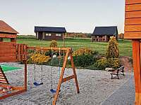 Dětské hřiště - pronájem apartmánu Počepice