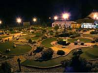 Noční golf - apartmán k pronájmu Počepice