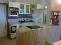 kuchyň - pronájem rekreačního domu Nesperská Lhota