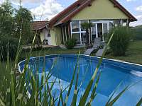 Rekreační dům - ubytování v soukromí - dovolená v rekreačním domě