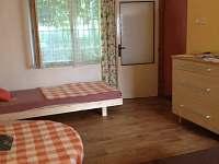 Zadní pokoj- varianta pro 4 lůžka