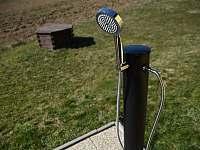 Solární venkovní sprcha - Prčice