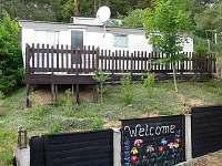Levné ubytování  Slapská přehrada Chata k pronajmutí - Čím-Hrdlička