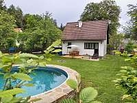 Chaty a chalupy Černý rybník na chatě k pronájmu - Lesáky