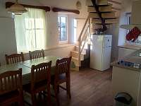šestilůžkový apartmán