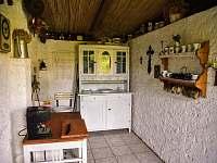 Letní kuchyň u bazénu - Krakovany